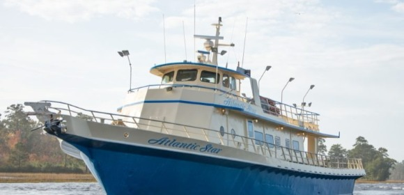 Calabash fishing fleet for Myrtle beach party boat fishing