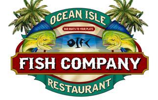 Ocean Isle Fish Company Restaurant in Ocean Isle Beach