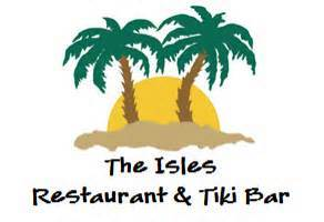 The Isles Restaurant and Tiki Bar in Ocean Isle Beach